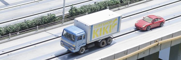 トラックを高く売るコツとは?