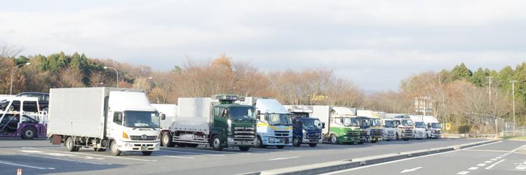 トラックドライバーの仕事内容とは?